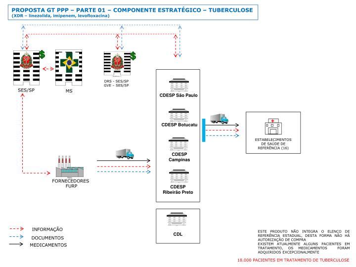 PROPOSTA GT PPP  PARTE 01  COMPONENTE ESTRATGICO  TUBERCULOSE