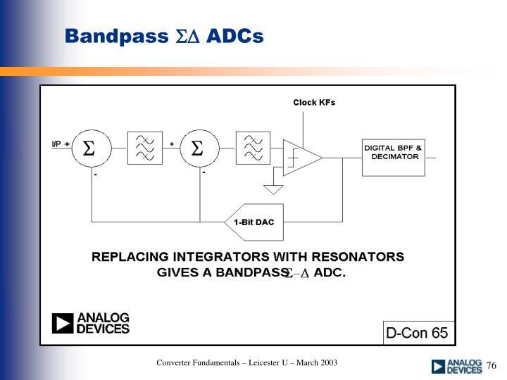 Bandpass