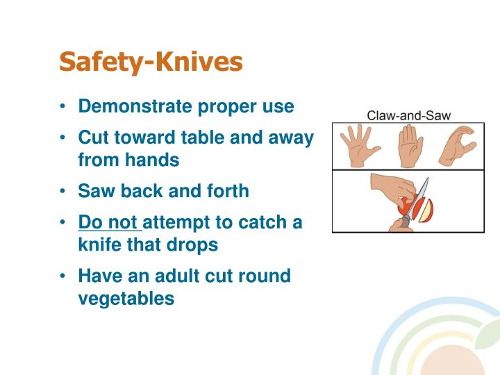 Safety-Knives