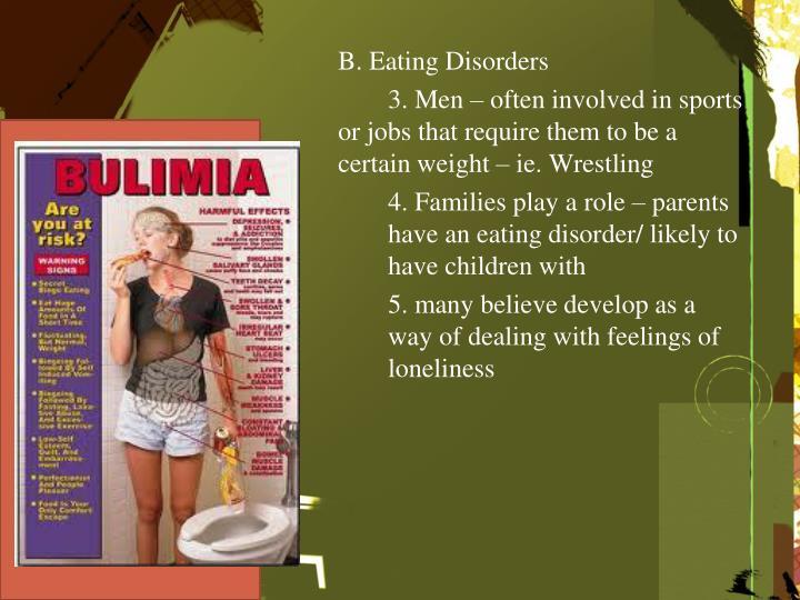 B. Eating Disorders