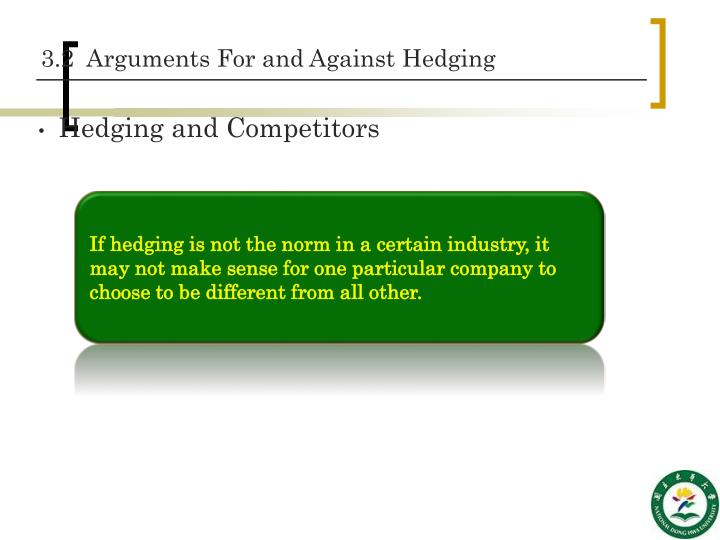 Hedging strategies using options ppt