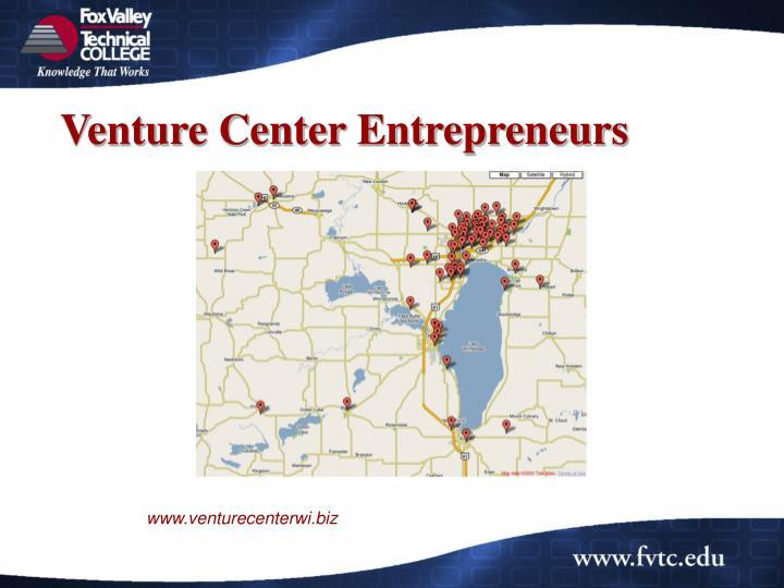 Venture Center Entrepreneurs