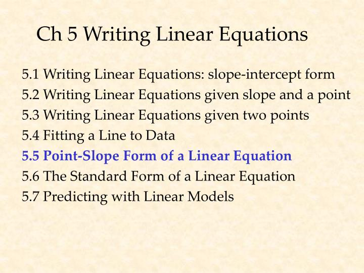 write linear equations If you are looking for latex codes for matrices, system of equations, etc, then please go to the page latex and mathjax in wordpress to get $\begin{bmatrix.