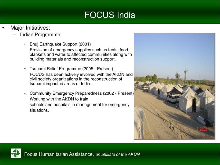 FOCUS India