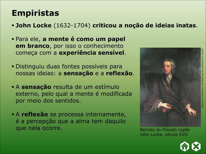Empiristas