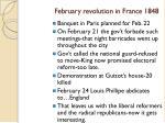 february revolution in france 1848