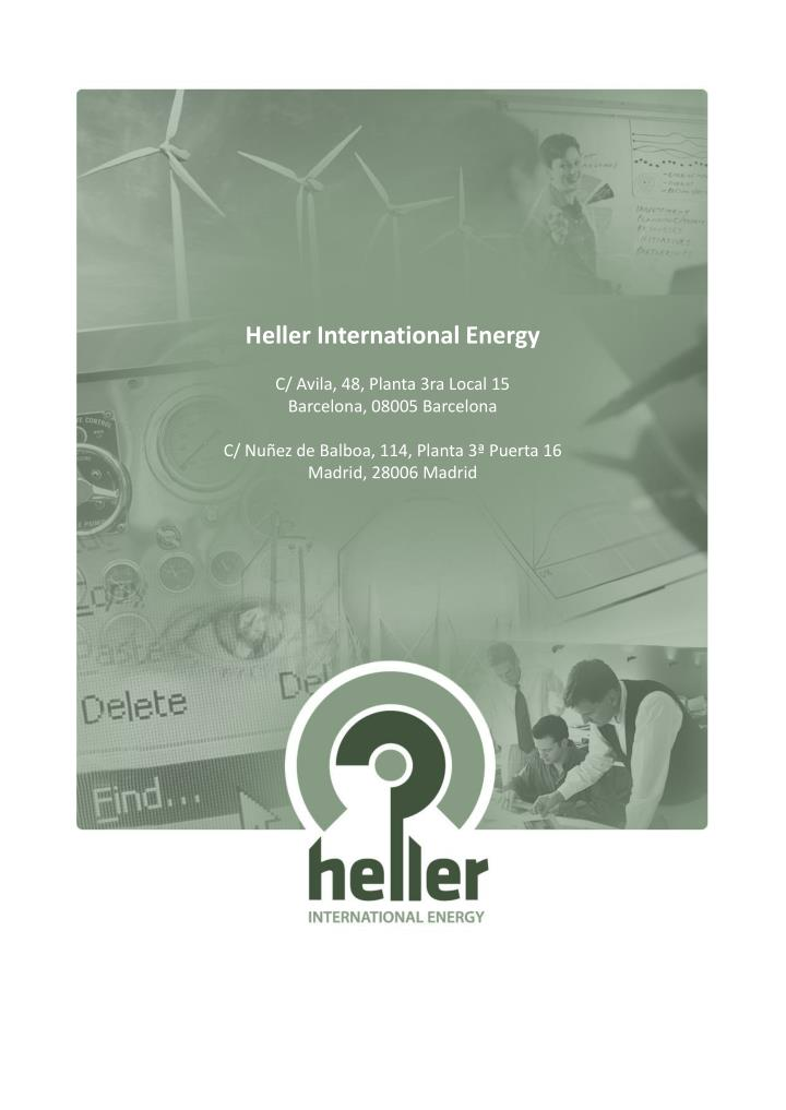 Heller International Energy