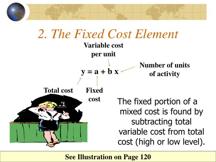 2. The Fixed Cost Element