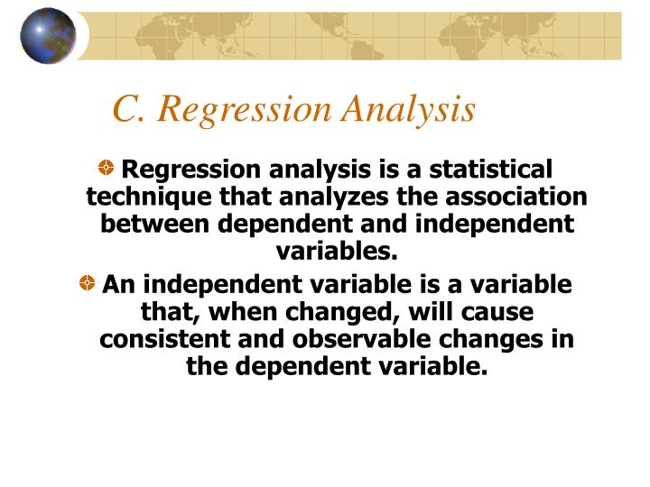 C. Regression Analysis