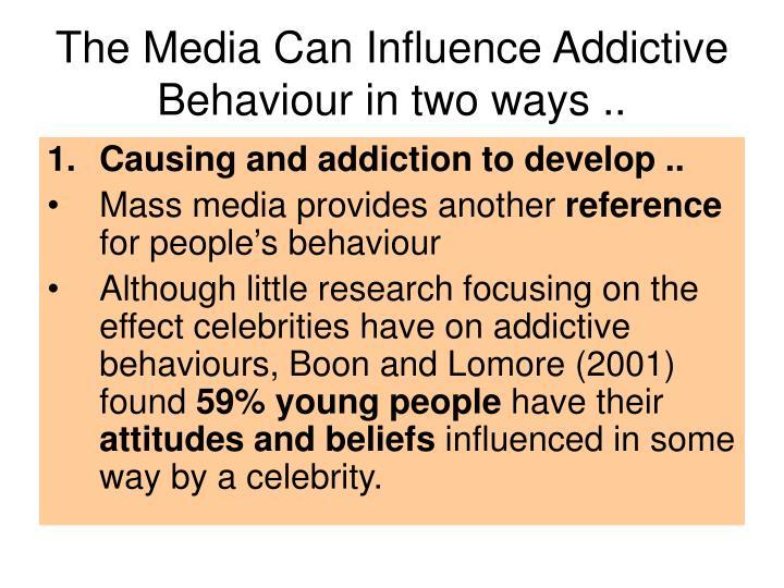 the influence of mass media on society essay
