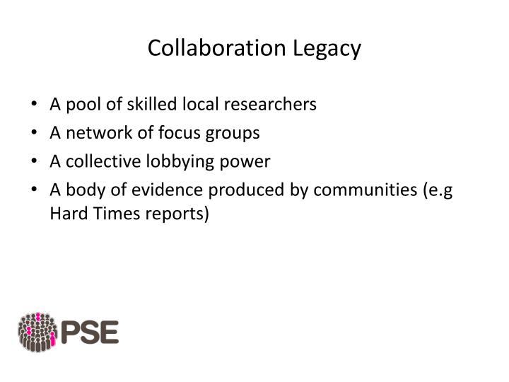 Collaboration Legacy