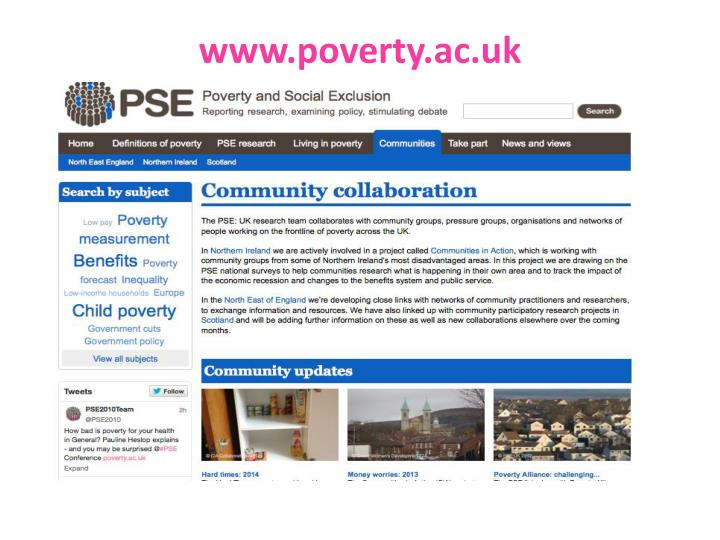 www.poverty.ac.uk