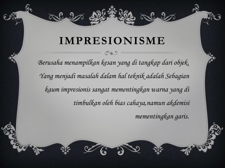 Impresionisme