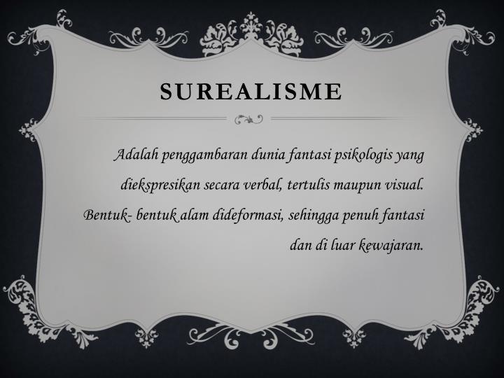 Surealisme
