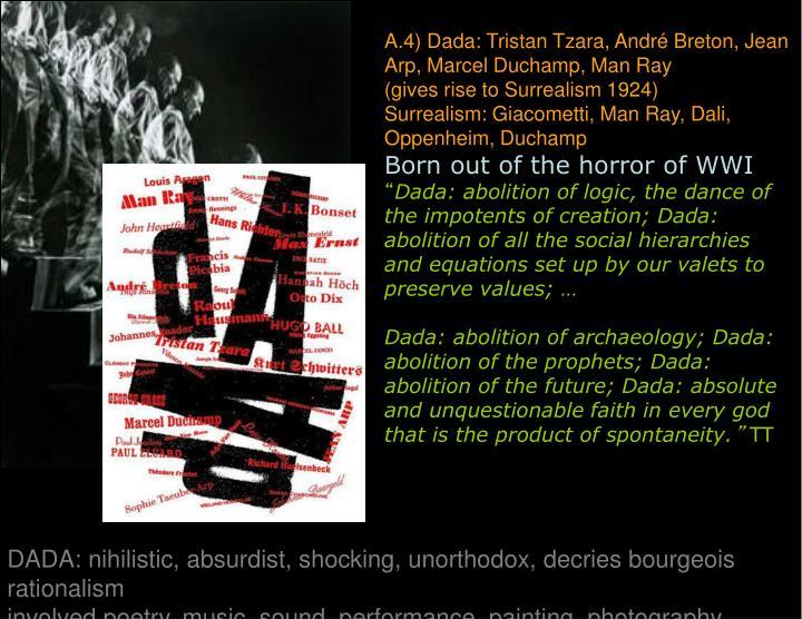 A.4) Dada