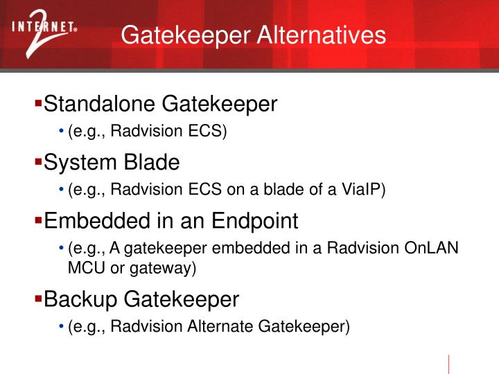 Gatekeeper Alternatives