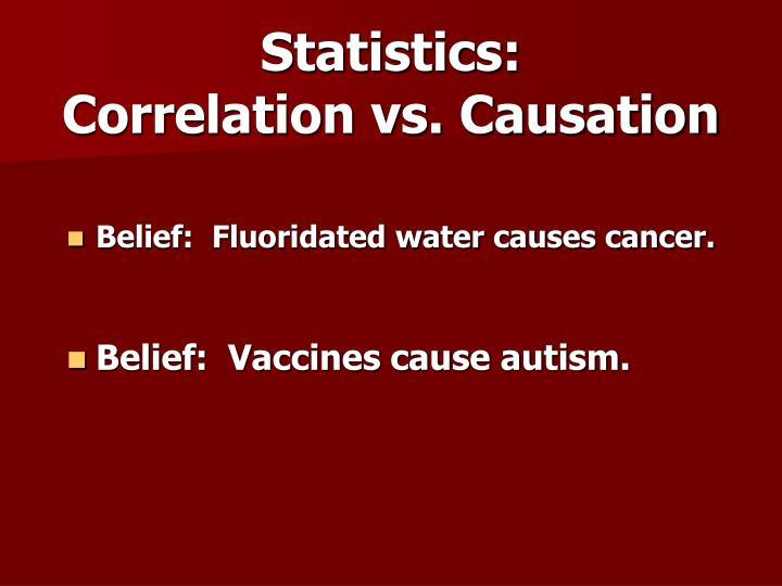 Statistics: