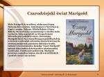 czarodziejski wiat marigold