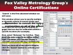find your certifications search