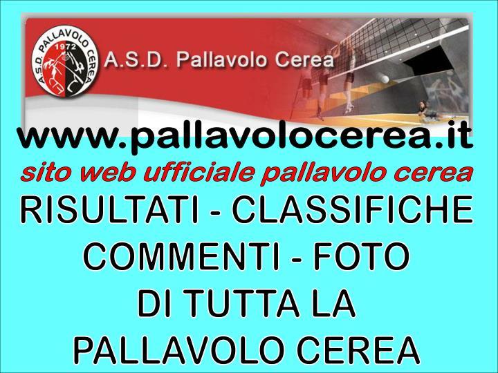 www.pallavolocerea.it