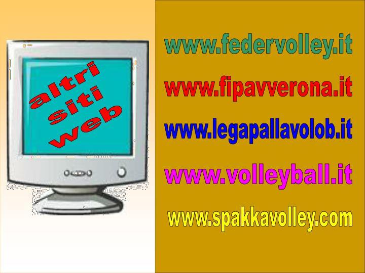 www.federvolley.it