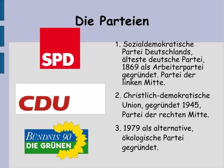Die Parteien
