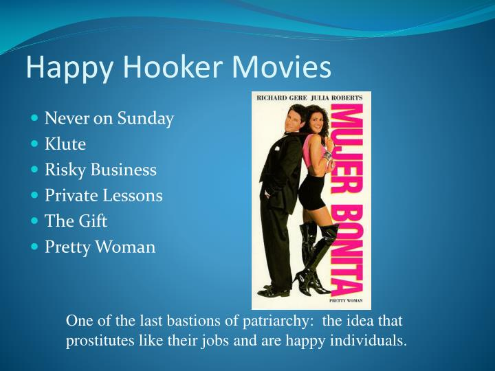 Happy Hooker Movies