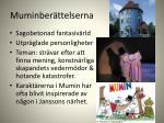 muminber ttelserna