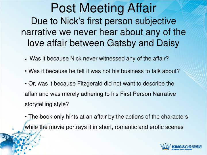 Post Meeting Affair