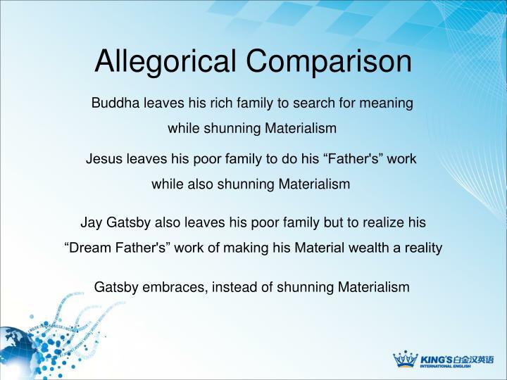 Allegorical Comparison