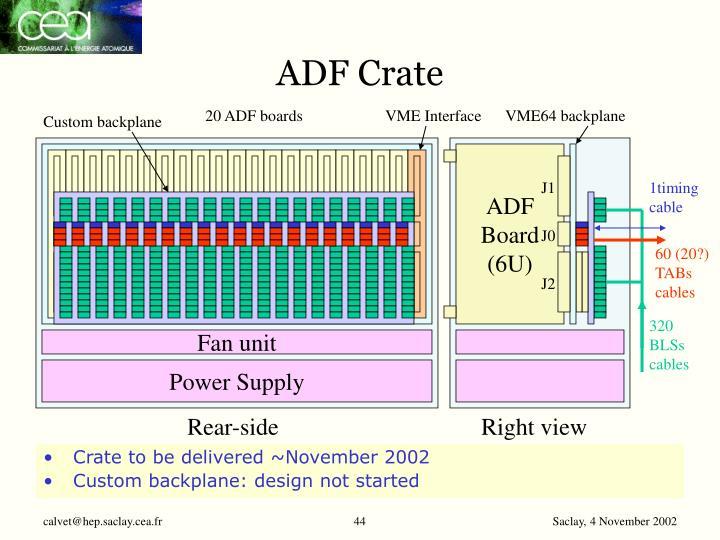 ADF Crate