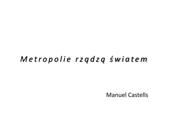 Metropolie