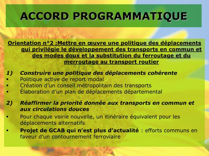 Accord programmatique1