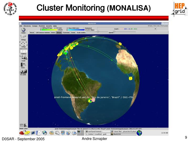 Cluster Monitoring