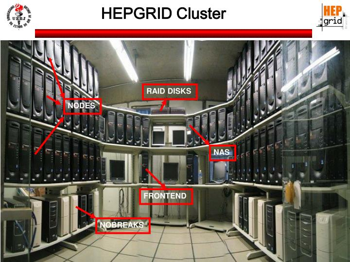 HEPGRID Cluster