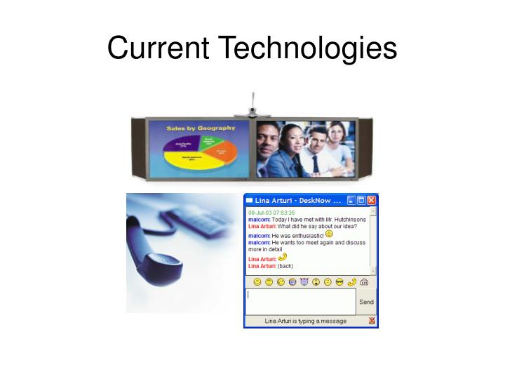 Current Technologies