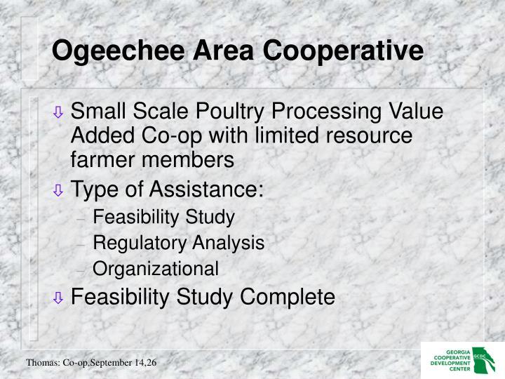 Ogeechee Area Cooperative