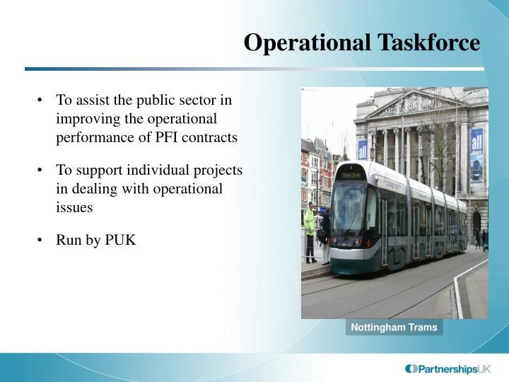 Operational Taskforce