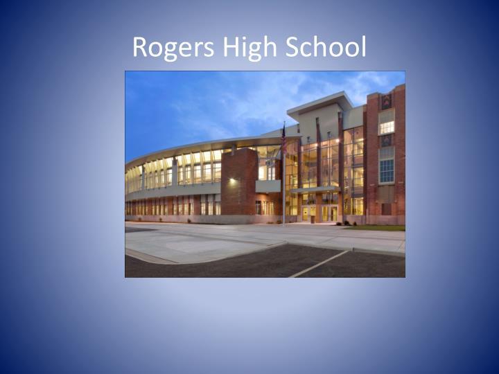 Rogers High School