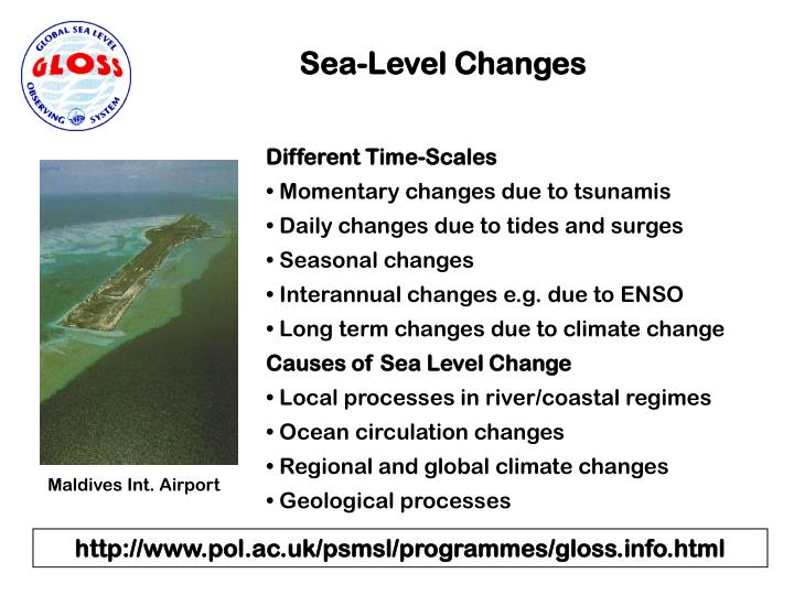 Sea-Level Changes