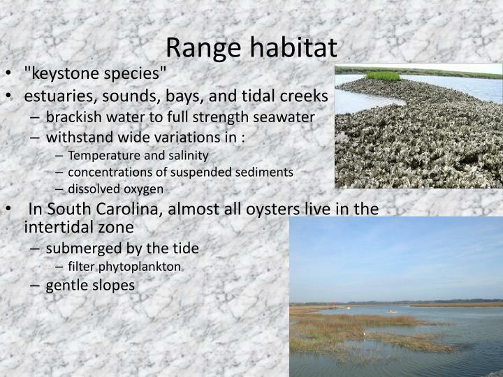 Range habitat