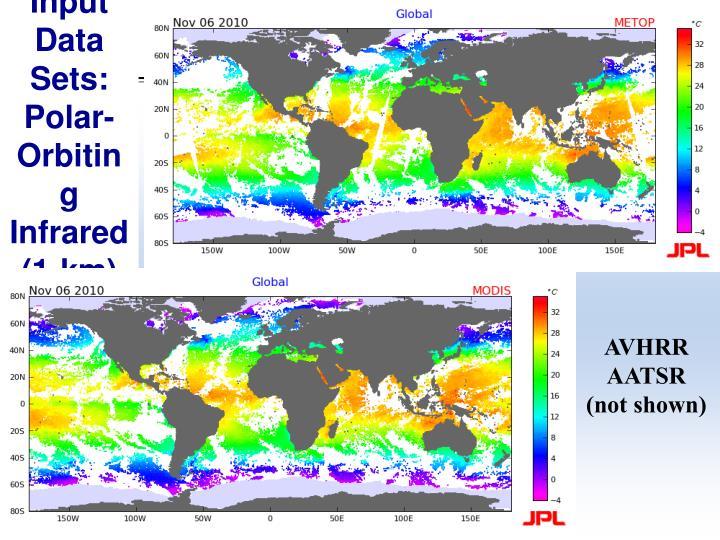 Input Data Sets: Polar-Orbiting Infrared (1-km)