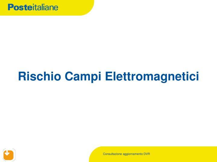 Rischio Campi Elettromagnetici