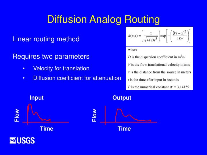 Diffusion Analog Routing