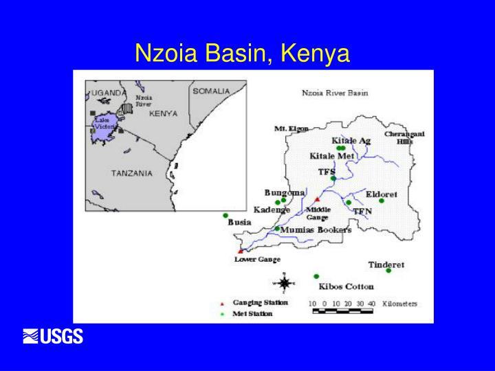 Nzoia Basin, Kenya