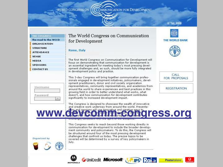 www.devcomm-congress.org