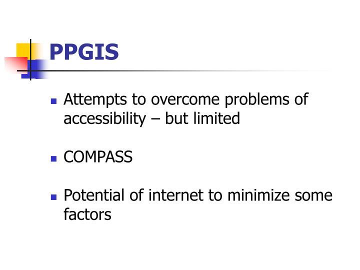 PPGIS