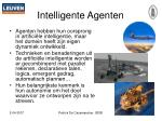 intelligente agenten