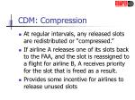 cdm compression