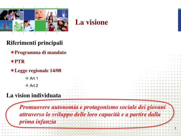 Promuovere autonomia e protagonismo sociale dei giovani attraverso lo sviluppo delle loro capacità e a partire dalla prima infanzia